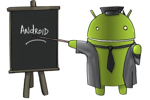 Programowanie aplikacji na platformę Android cz1